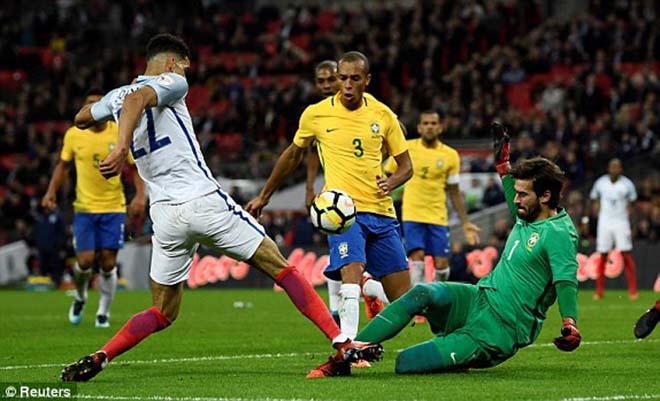 ĐT Anh - Brazil: Neymar đại chiến Rashford, kết quả khó ngờ - 1