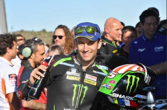 """Đua xe MotoGP: Kết cục cay đắng, """"Nhà vua"""" đăng quang hoành tráng - 2"""