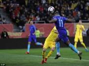 """Bóng đá - Romania - Hà Lan: Người cũ MU """"gánh team"""", chiến quả xứng đáng"""