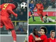 """Lukaku phá siêu kỷ lục ghi bàn 77 năm, chờ  """" hồi sinh """"  ở MU"""