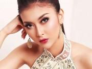 """Đôi mắt """"rắn"""" vẫn lên ngôi Hoa hậu Quốc tế thuyết phục"""