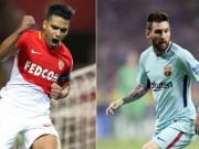 "Messi  "" dội bom "" : 12 bàn/11 trận vẫn kém xa  "" bom xịt ""  MU"