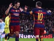 """Đá penalty siêu """"dị"""" kiểu Messi - Suarez: """"Lớ ngớ"""" vớ siêu phẩm"""