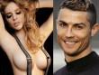 """Thánh nữ vòng 1 cuồng loạn siêu sao Ronaldo: Cứ nhớ nhung là """"cởi"""""""