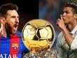 """Ngỡ ngàng: Ronaldo gọi điện cho Messi """"chia chác"""" Bóng vàng"""