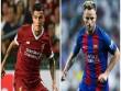 Tin bóng đá HOT tối 15/11: Barca gạ đổi Rakitic lấy Coutinho