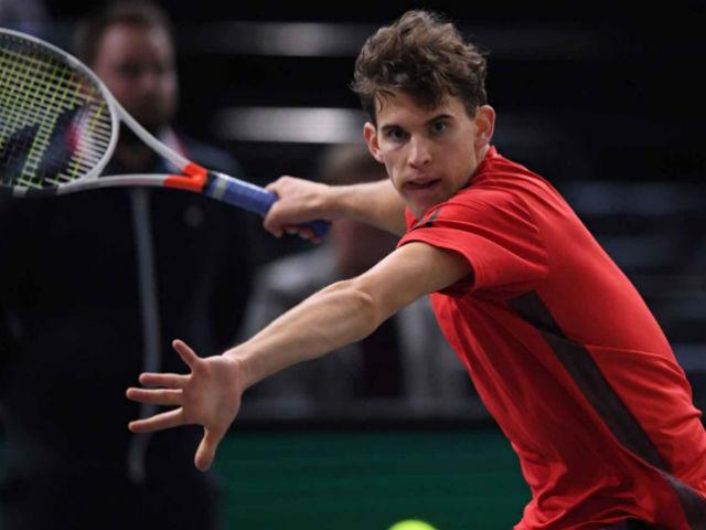 Dimitrov - Goffin: Kinh hoàng 75 phút cực hình (ATP Finals) - 2