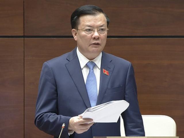 Bộ trưởng Tài chính: Nợ công cao, áp lực trả nợ đang rất lớn - 2