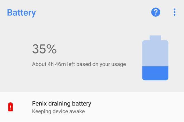 Android 8.1 sẽ có thêm tính năng cảnh báo ứng dụng ngốn pin - 1