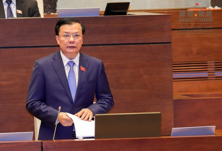 Bộ trưởng Tài chính: Nợ công cao, áp lực trả nợ đang rất lớn - 1
