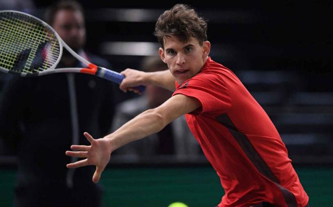 Thiem - Carreno Busta: Đóng thế cứng đầu, giằng co kịch liệt (ATP Finals) - 1