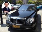 """Siêu xe của Jack Ma đè bẹp xế của dàn sao võ thuật đình đám trong  """" Công Thủ Đạo """""""