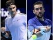 """ATP Finals ngày 5: Federer """"dạo chơi"""", chờ đối thủ bán kết"""