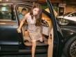 Chồng đại gia đưa Mỹ Dung đi hát bằng xế sang Porsche