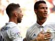 """Đấu derby Madrid: Ronaldo """"gây chiến"""" Ramos, Real đại loạn"""