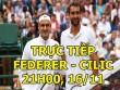 Chi tiết Federer - Cilic: Không thể chiến thắng kiểu tốc hành (KT)