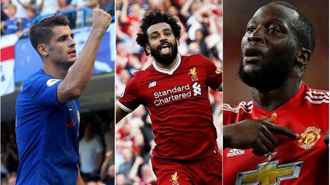 """Top tân binh Ngoại hạng Anh: Morata """"ngon"""" hơn Lukaku, thua """"Ma tốc độ"""" - 1"""
