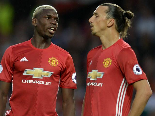 """MU đấu Newcastle: Ibra rủ Pogba tái xuất, """"cướp chỗ"""" Mkhitaryan"""