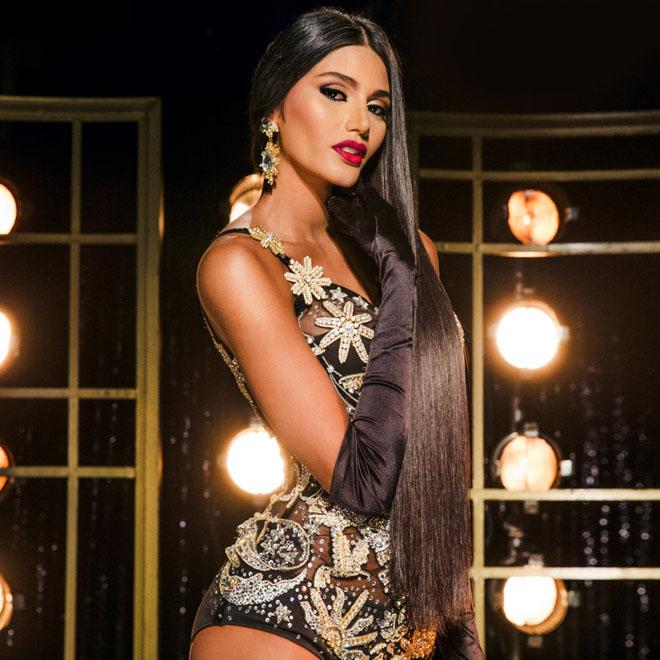 Hoa hậu Venezuela đẹp tựa tiên giáng trần đăng quang khi đất nước vỡ nợ - 6