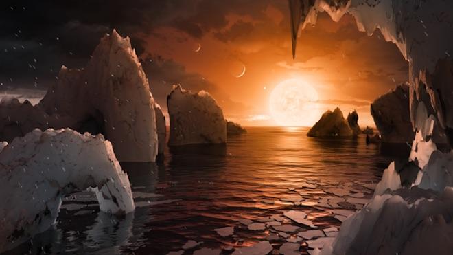 """Nhà khoa học NASA tuyên bố """"sốc"""" về sứ mệnh tìm người ngoài hành tinh - 1"""