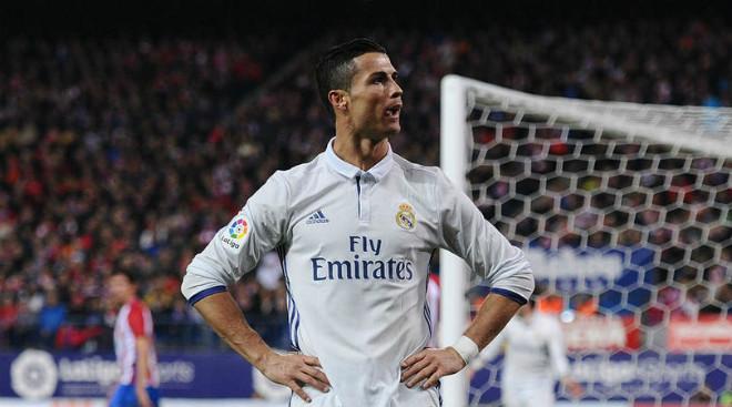 """Derby Madrid: """"Vua"""" Ronaldo lấy vía, Griezmann bung lụa chào hàng MU - 1"""