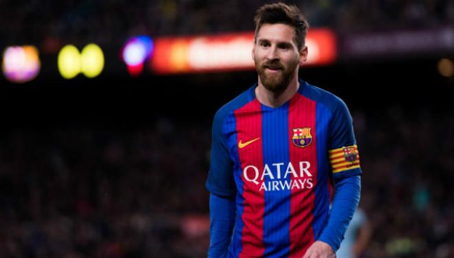 """Messi liêu xiêu vì lương """"khủng"""" từ Trung Quốc, Barca tá hỏa - 1"""