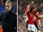 """Đua Ngoại hạng Anh: MU - Mourinho là """"Vua leo núi"""", Man City coi chừng"""