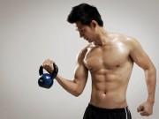 Bí quyết giúp anh chàng  gầy  tăng cân nhanh tự nhiên chắc khỏe