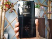 Đập hộp Galaxy Note FE: Đẹp long lanh, hiệu năng mạnh