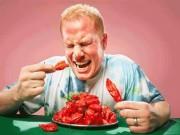 Điều gì xảy ra với cơ thể khi bạn ăn cay?