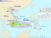 Áp thấp nhiệt đới sắp mạnh lên thành bão, TP.HCM họp khẩn