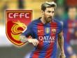 """Messi liêu xiêu vì lương """"khủng"""" từ Trung Quốc, Barca tá hỏa"""