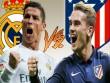 """Derby Madrid: """"Vua"""" Ronaldo lấy vía, Griezmann bung lụa chào hàng MU"""