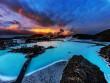 Khám phá bờ biển xanh nhân tạo khiến bạn nhất định phải đến Iceland trước khi về già