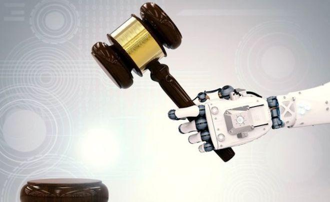 Trí tuệ nhân tạo sắp thay thế các luật sư? - 1