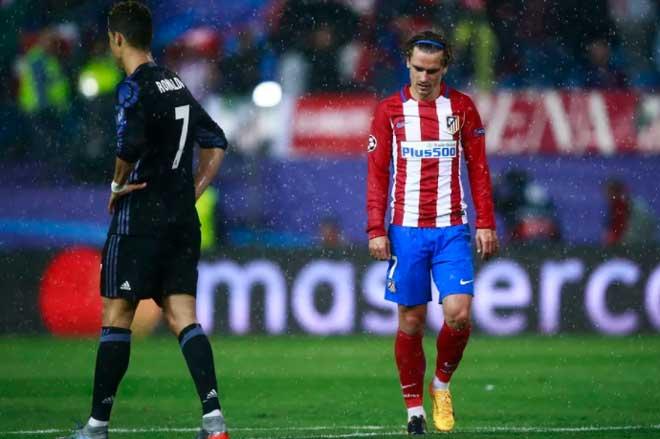 """Atletico – Real Madrid: Ronaldo, """"trùm"""" derby thủ đô - 1"""