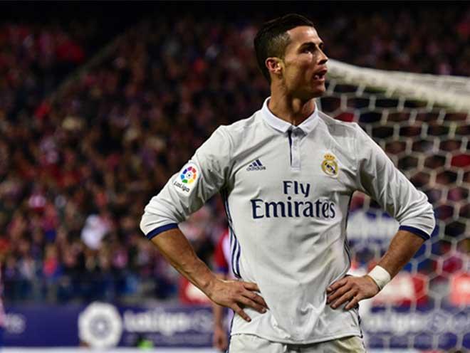 """Atletico – Real Madrid: Ronaldo, """"trùm"""" derby thủ đô - 2"""