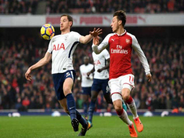 """Arsenal - Tottenham: Bàng hoàng vì 2 """"quả đại pháo"""""""