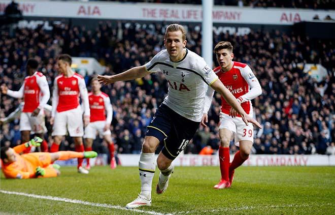"""Arsenal - Tottenham: """"Trọng pháo"""" Harry Kane và """"pháo đài"""" Emirates - 2"""