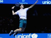 Chi tiết Federer - Goffin: Sốc toàn tập (KT)