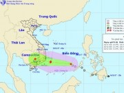 Tin tức trong ngày - Bão giật cấp 11 áp sát, 3 tỉnh từ Khánh Hòa đến Bình Thuận căng mình ứng phó