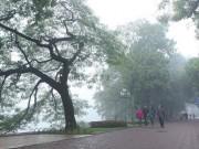 Tin tức trong ngày - Hai đợt không khí lạnh tràn về liên tục, miền Bắc chìm trong mưa rét