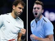 TRỰC TIẾP tennis Dimitrov - Jack Sock: Kẻ tám lạng, người nửa cân (ATP Finals)
