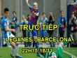 TRỰC TIẾP bóng đá Leganes - Barcelona: Đánh thức bản năng Suarez