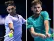 Video, kết quả tennis Federer - Goffin: Màn ngược dòng không tưởng (Bán kết ATP Finals)