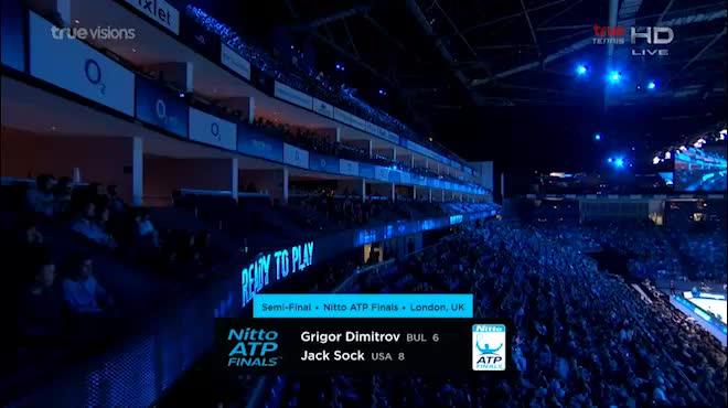 """Vô địch ATP Finals Dimitrov: """"Gã sở khanh"""" lại đốn tim người đẹp"""
