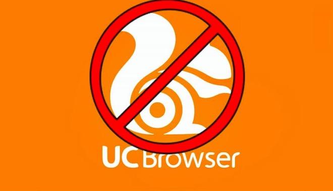 Trình duyệt UC Browser đình đám bị xóa sổ khỏi Google Play - 1