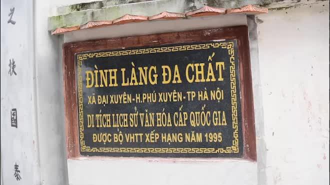 """Ngôi làng kì lạ ở Thủ đô: Dùng """"mật ngữ"""" để giao tiếp"""