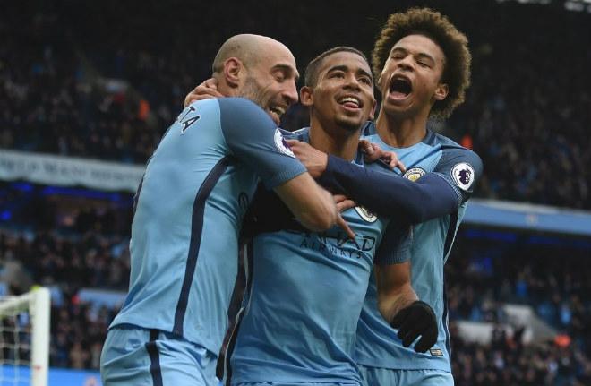 Man City mơ 108 điểm, 126 bàn: Khủng khiếp nhất lịch sử Ngoại hạng Anh - 1