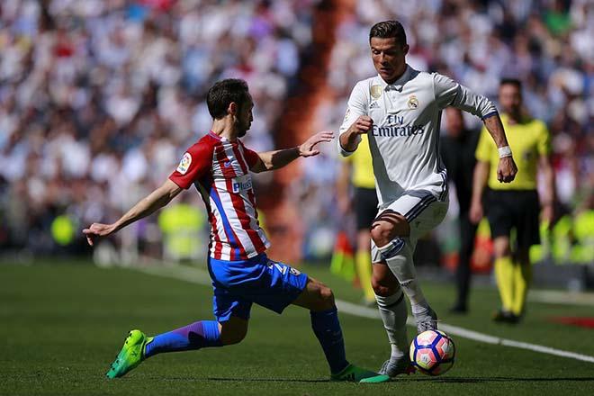 Atletico Madrid - Real Madrid: Bắn phá không ngừng, căng thẳng tột độ - 1